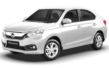 Honda Amaze Diesel CVT