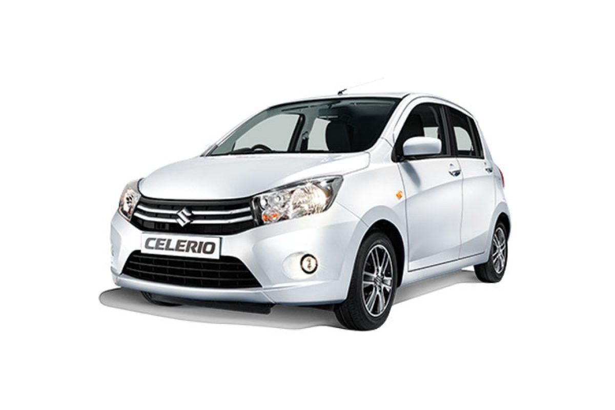 celerio monthly rent a car