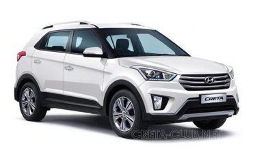 Hyundai Creta SX+ AT Petrol