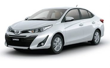 Toyota Yaris J-CVT