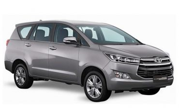Toyota Innova Crysta GX