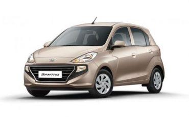 Hyundai Santro 2018 AMT