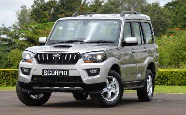 Mahindra Scorpio 7 Seater